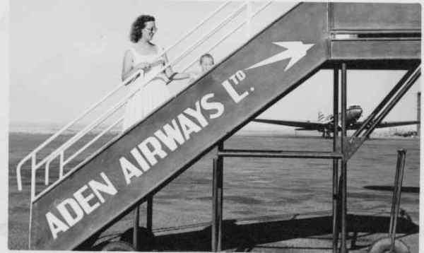 خطوط الطيران العدنية