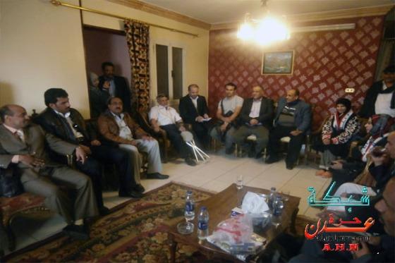 اجتماع بالقاهرة