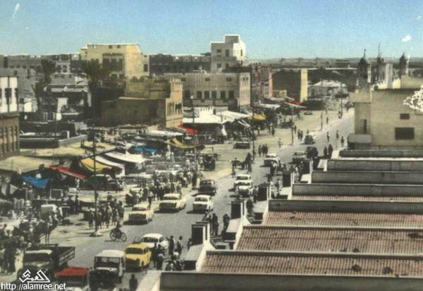 اجزاء من مدينة الشيخ عثمان قديماً