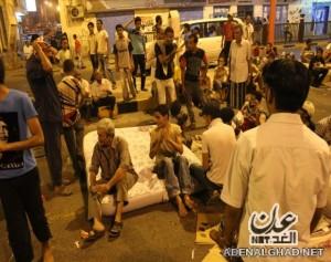 احتجاجات بالمعلا 4 رمضان5