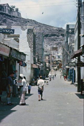 احدى حوافي مدينة التواهي قديماً