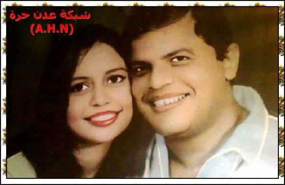 العملاقان احمد قاسم وزوجته فتحية الصغيرة