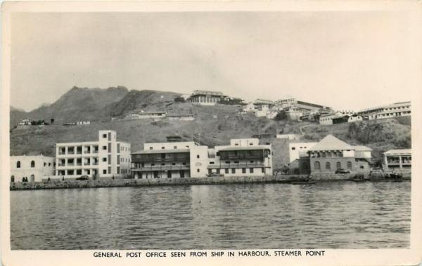 ميناء التواهي قديما