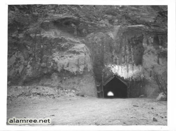البغدة ــ الممر الجبلي الواصل بين مدينتي كريتر وخورمكسر