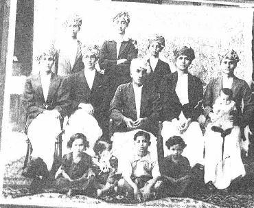 اعرق العائلات العدنية ــ عائلة أمان