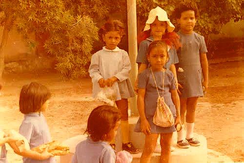 احدى رياض الاطفال في عدن قديما ــ ايام العز