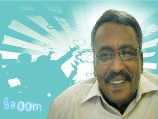 الزعيم باعوم في عدن صباح اليوم الجمعة