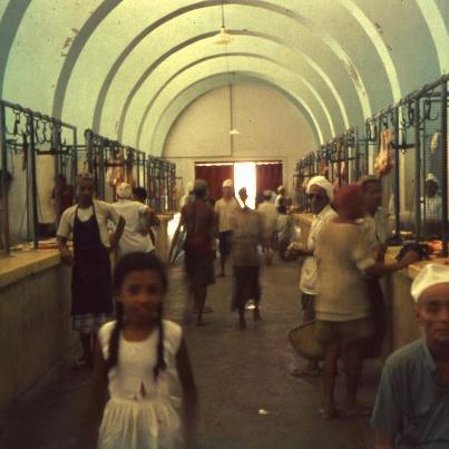 سوق البلدية بكريتر قديما