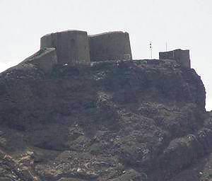 قلعة صيرة ــ كريتر