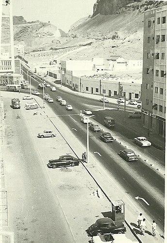 المعلا بداية شارع مدرم